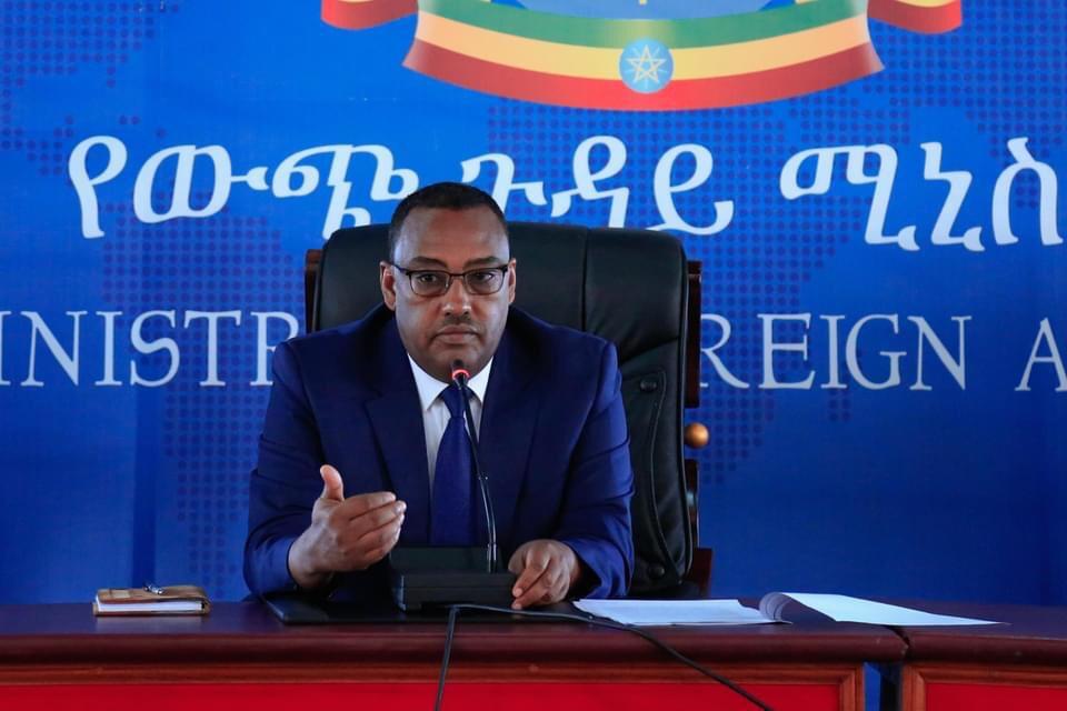 Ethiopian Foreign Minister accuses Egypt, Sudan of 'monopolizing' Nile as talks stall