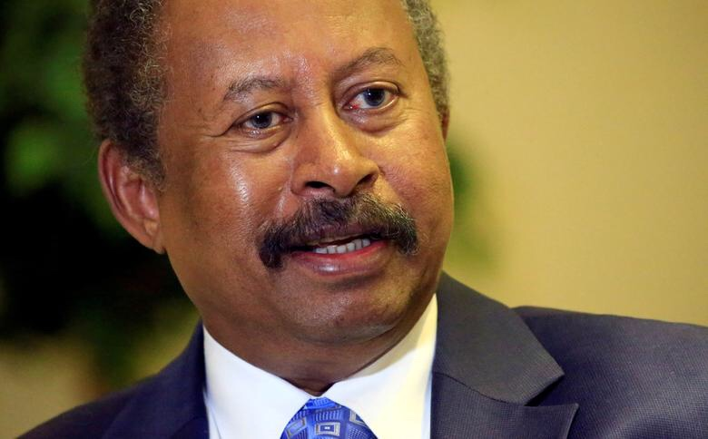 Sudan does not want to be at mercy of Ethiopia: Prime Minister Abdalla Hamdok.