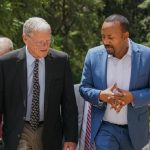 US lawmaker who termed TPLF as 'terrorist group' that started Tigray crisis arrives in Addis Ababa