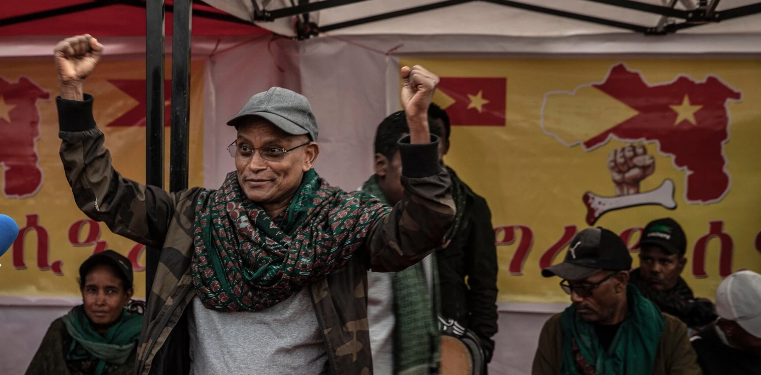 'I Didn't Expect to Make It Back Alive': An Interview With Tigray's Leader