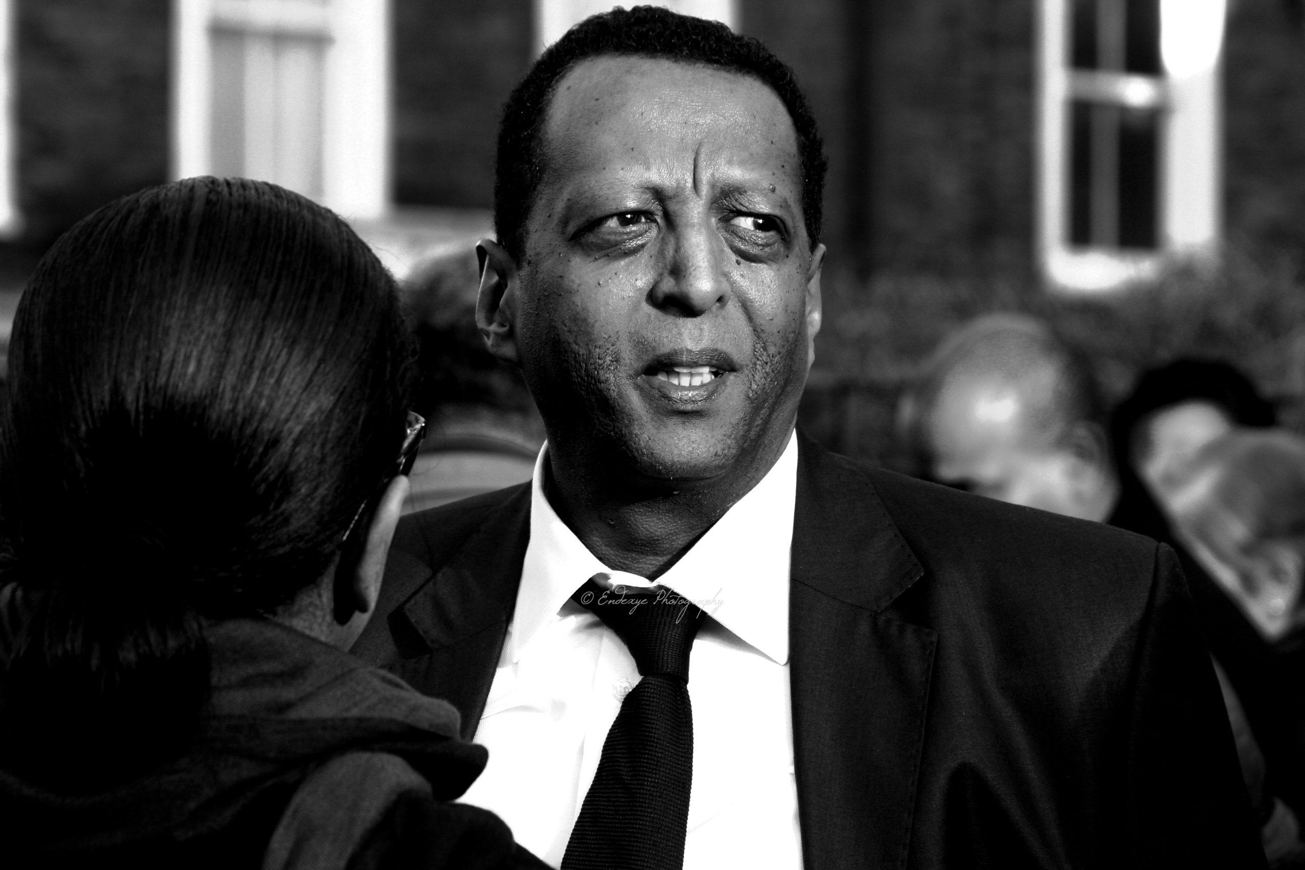 Member of the royal family of Ethiopia Lij Sebastianos Samson Beyene Funeral Services was held in London on 24 Aug 2021