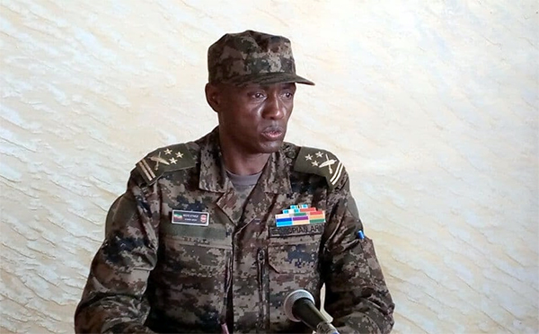 Ethiopian army claims 'thwarting armed attempt to disrupt construction of GERD'