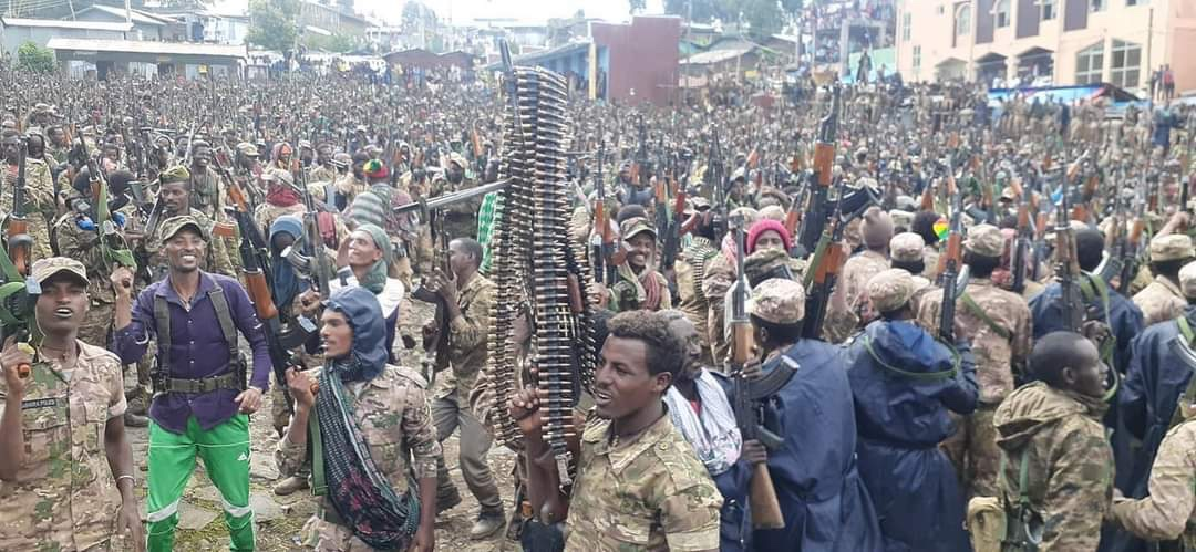 Operational update on Ethiopia: Shifting frontlines in the north push more people to flee their homes