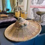Looted Ethiopian artifacts returned to Embassy by the Scheherazade Foundation.